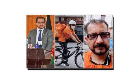 افغانستان کا سابقہ وزیرِ مواصلات رزقِ حلال یوں کما رہا ہے