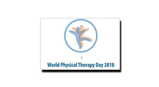 8 ستمبر، عالمی جسمانی تھراپی کا دن