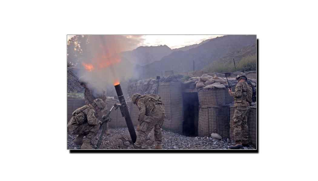 7 اکتوبر، افغان جنگ کے آغاز کا دن