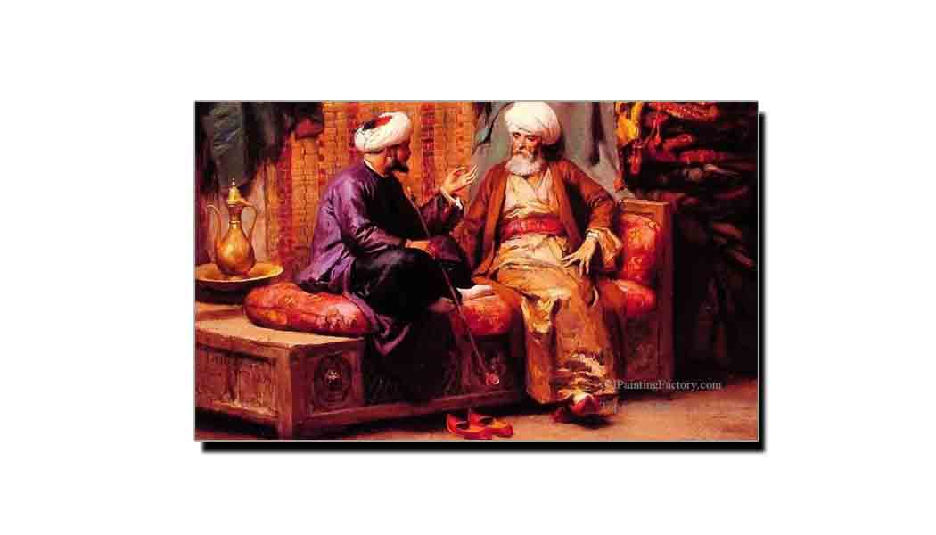 قدیم عربی ادب سے ماخوذ حکایت