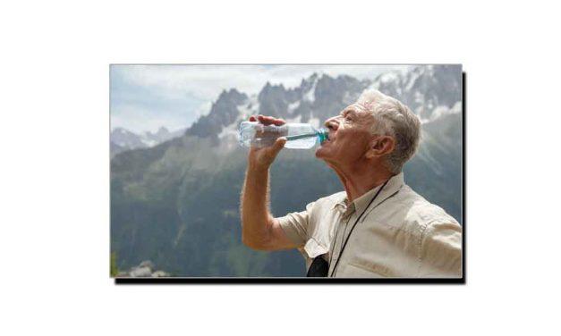 ضعیف افراد پانی کا کثرت سے استعمال کریں