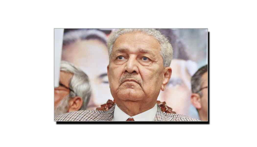 ڈاکٹر عبدالقدیر خان کا شکوہ