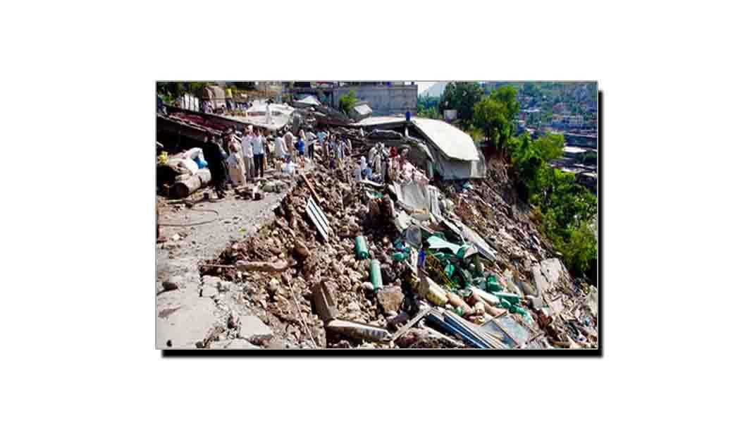 8 اکتوبر، پاکستانی تاریخ کے بدترین زلزلوں میں سے ایک کا دن